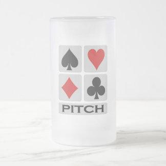 Pitch mug - choose style & color