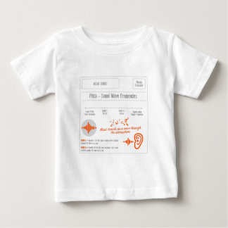 Pitch- Music Series Baby T-Shirt