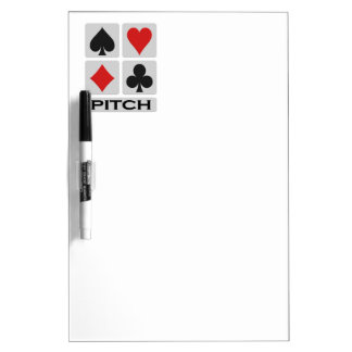 pitch Player custom message board Dry-Erase Whiteboards