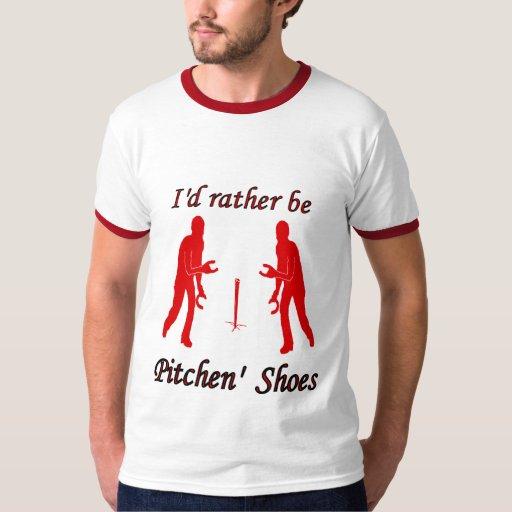 Pitchen' Ringers T-Shirt