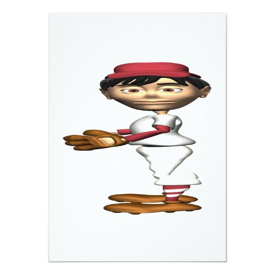Pitcher Card
