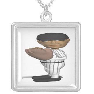 Pitcher Custom Necklace