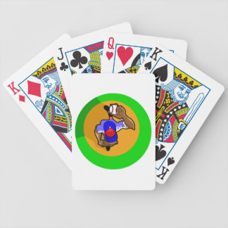 Pitcher Mound.png Bicycle Playing Cards