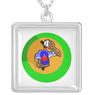 Pitcher Mound.png Necklace