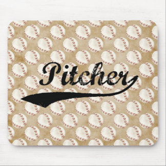 Pitcher Mousepad