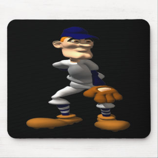 Pitcher Mouse Pad