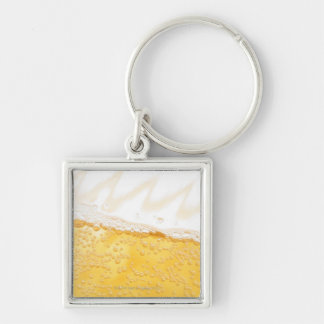 Pitcher of beer key chain