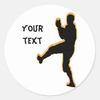 pitcher-personalized sticker