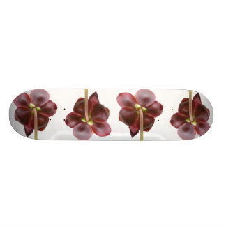 Pitcher Plant Flowers Skateboard Deck