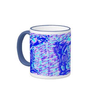 PITCHER RINGER COFFEE MUG