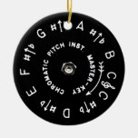 Pitchpipe Christmas Tree Ornaments