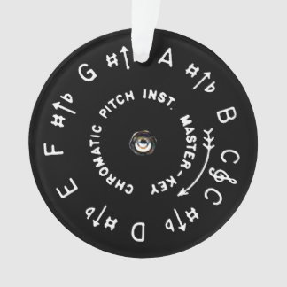 Pitchpipe Ornament