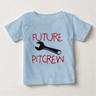 Pitcrew futuro camisas