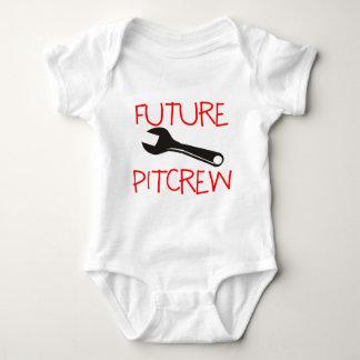 Pitcrew futuro playera