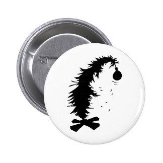Pitiful Christmas Tree Button