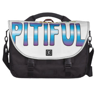 Pitiful Star Tag v2 Laptop Bags