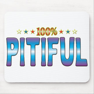 Pitiful Star Tag v2 Mouse Pad