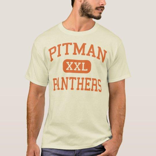 Pitman - Panthers - High - Pitman New Jersey T-Shirt