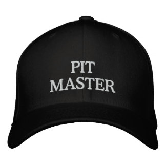 PITMASTER EMBROIDERED HAT