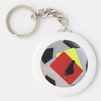pito de tarjeta de pelota llavero redondo tipo pin