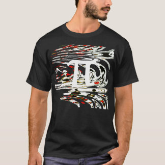 Piton Black T Shirt