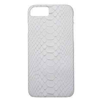 Pitón blanco funda iPhone 7