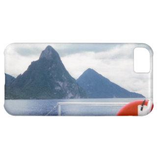 Pitons de St Lucia Funda Para iPhone 5C