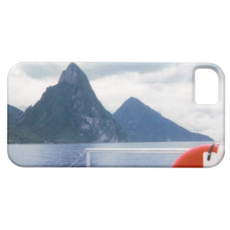 Pitons de St Lucia iPhone 5 Carcasa