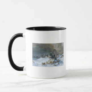 Pits at Gentilly in the Snow, 1879 Mug
