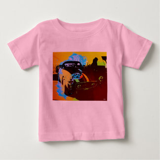 Pits Laguna Seca Baby T-Shirt