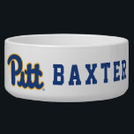 "Pitt Bowl<br><div class=""desc"">Check out these new University of Pittsburgh designs! Show off your Pitt Panther pride with these new custom Pitt products. These make perfect gifts for the Panther student, alumni, family, friend or fan in your life. All of these Zazzle products are customizable with your name, class year, or club. Go...</div>"