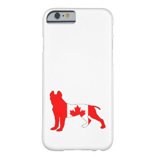 Pitt Bull Terrier Barely There iPhone 6 Case