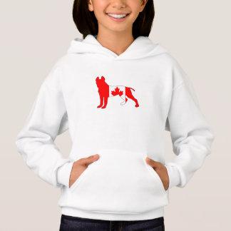 Pitt Bull Terrier Hoodie