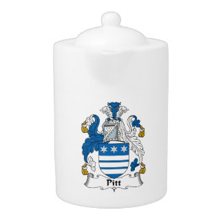 Pitt Family Crest