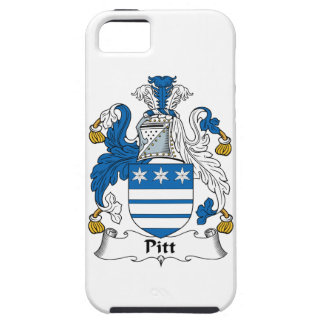 Pitt Family Crest iPhone 5 Covers