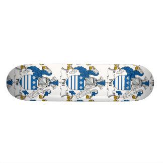 Pitt Family Crest Skateboards