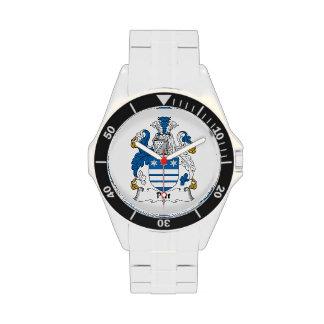 Pitt Family Crest Wristwatch