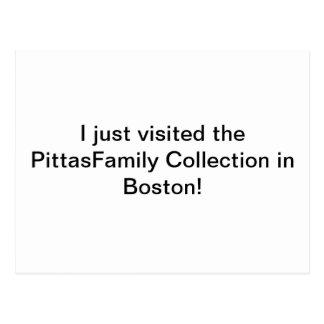 PittasFamily Collection Postcard