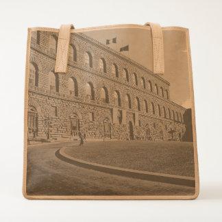 Pitti Palace Leather Tote