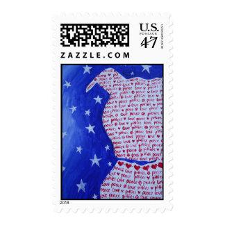 Pittie Love Stamp