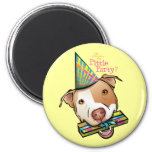 Pittie Party Magnet