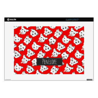 Pittie Pittie Please! Decal For Laptop