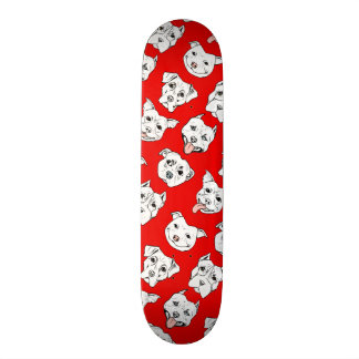 Pittie Pittie Please! Skateboard