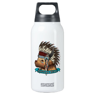 Pitting Bull Insulated Water Bottle
