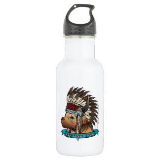 Pitting Bull Water Bottle