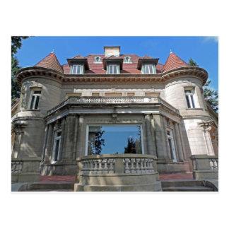 Pittock Mansion Postcard