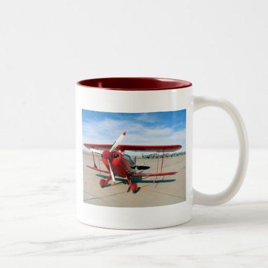 Pitts 08 2, Meteor Pitts Two-Tone Coffee Mug