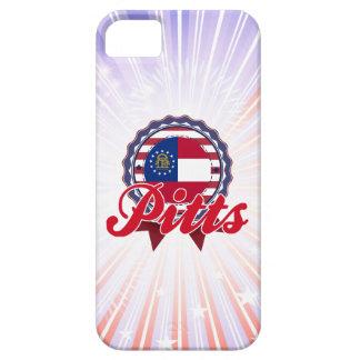Pitts GA iPhone 5 Case
