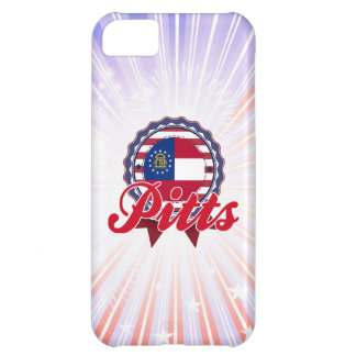 Pitts GA Case For iPhone 5C