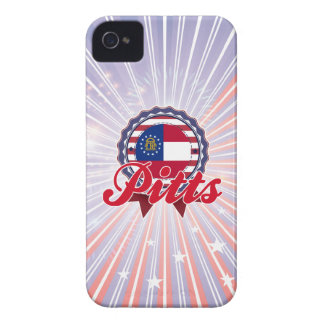 Pitts GA iPhone 4 Case-Mate Case
